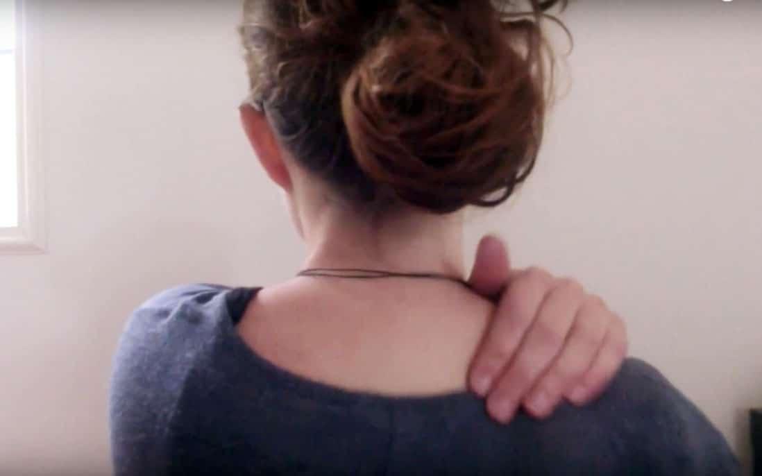 Tutorial geef jezelf een massage