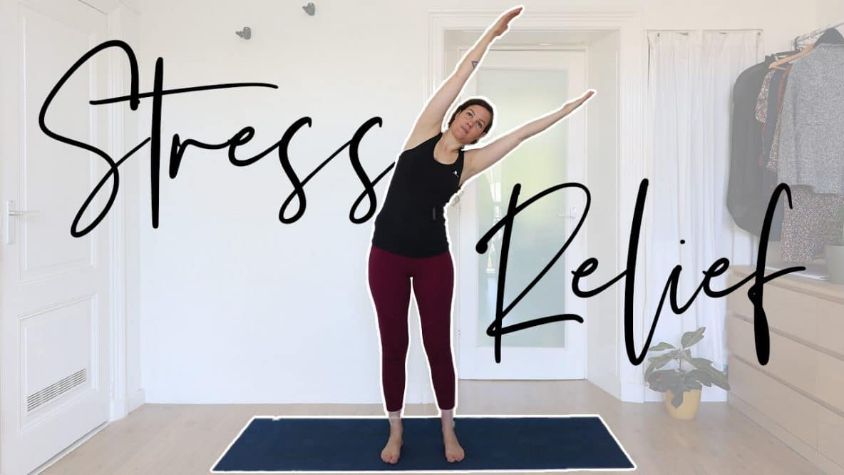 yoga wanneer je stress hebt