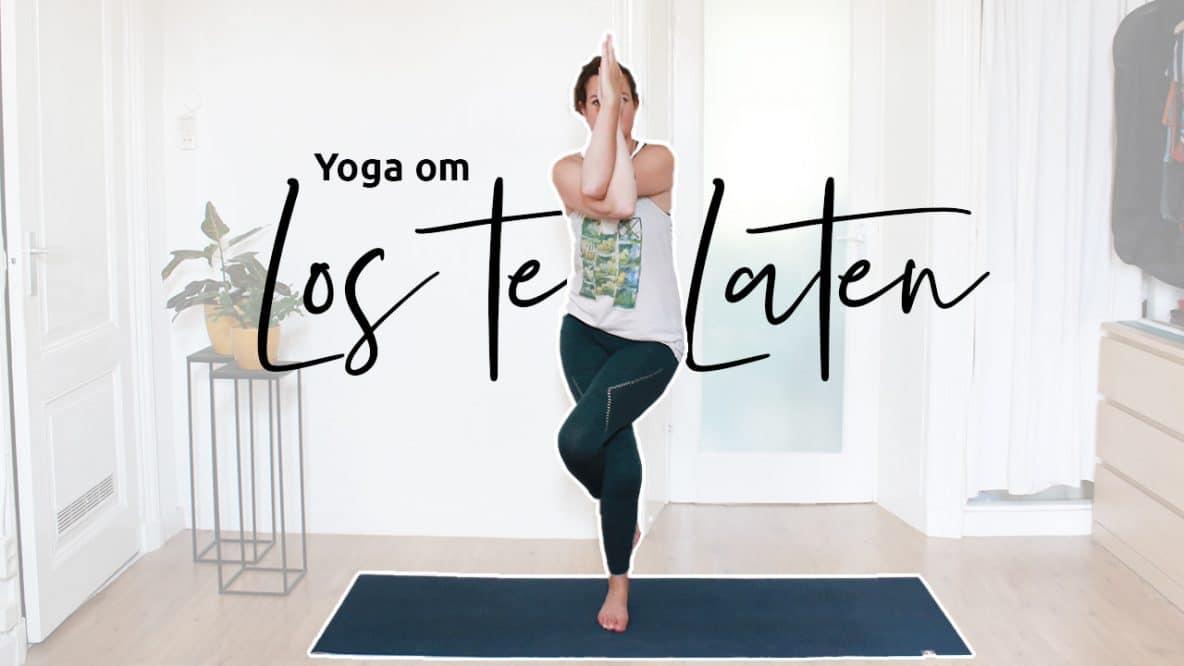Loslaten met yoga