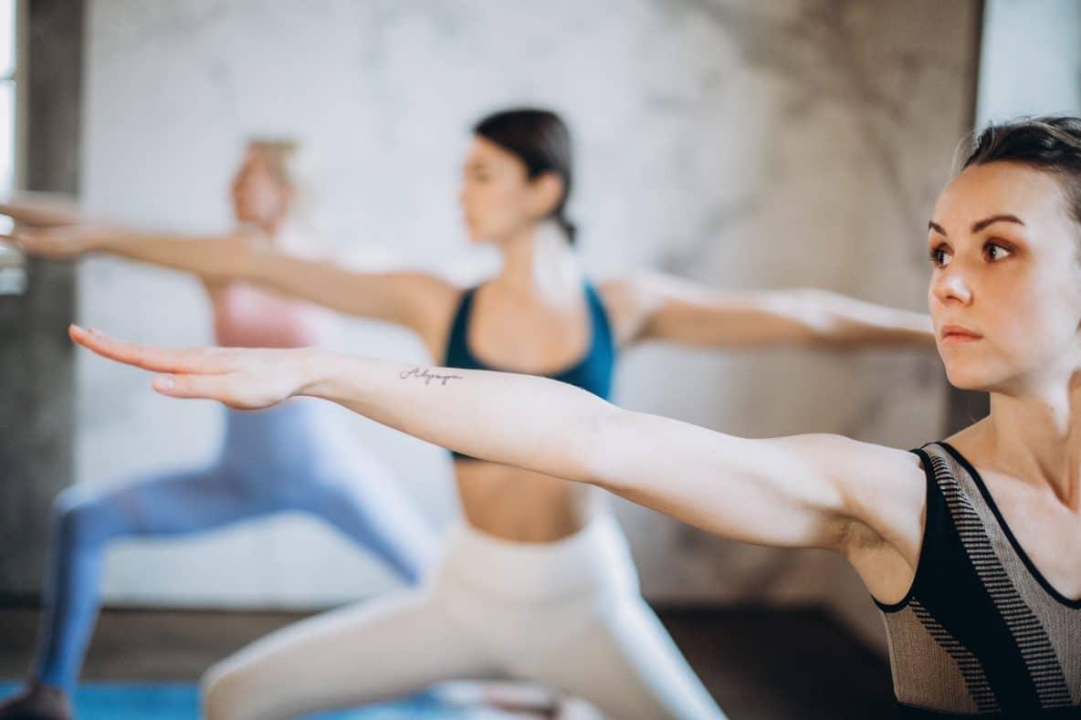 Kun je slecht zijn in yoga?