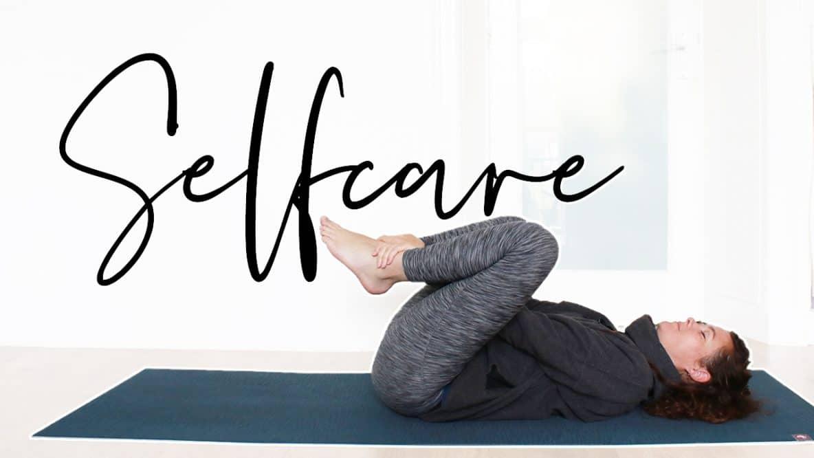 Zorg goed voor jezelf met yoga