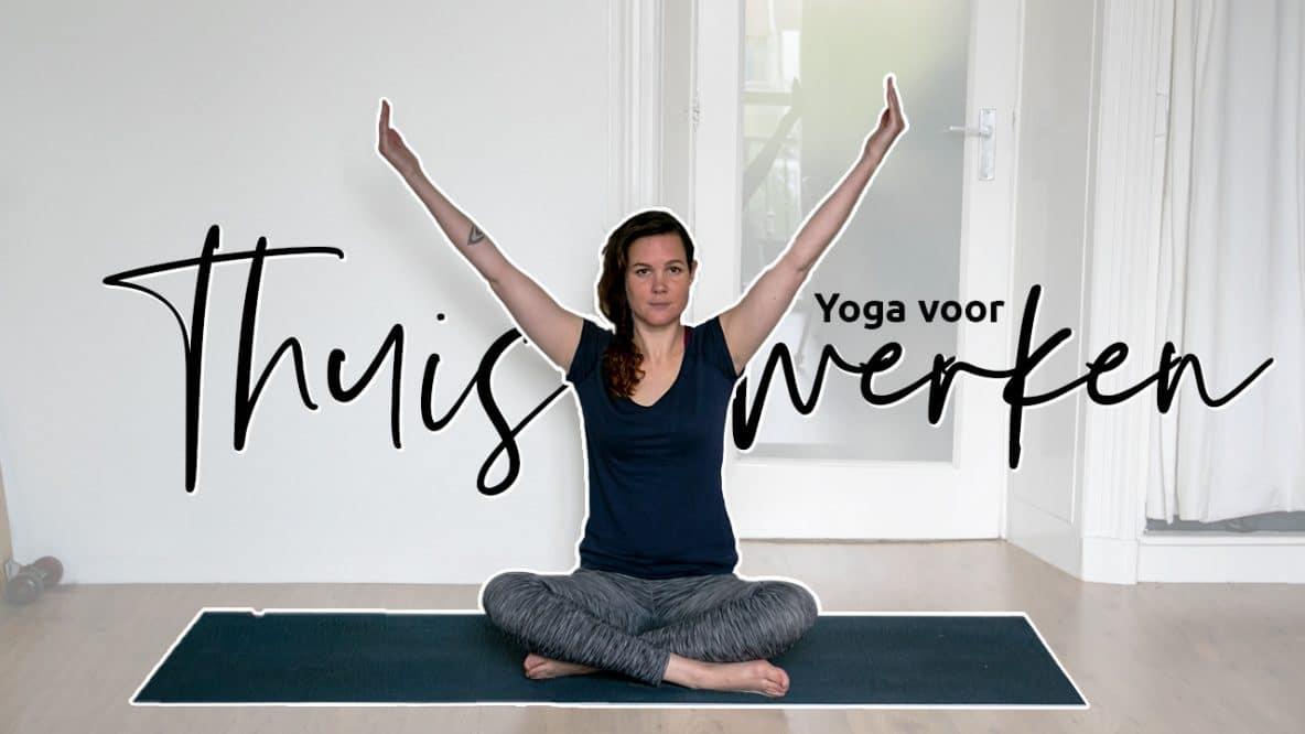 Thuiswerk yoga