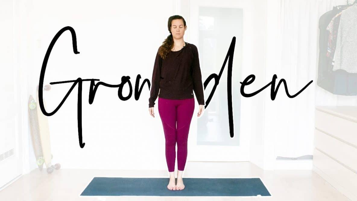 Gronden met Yoga
