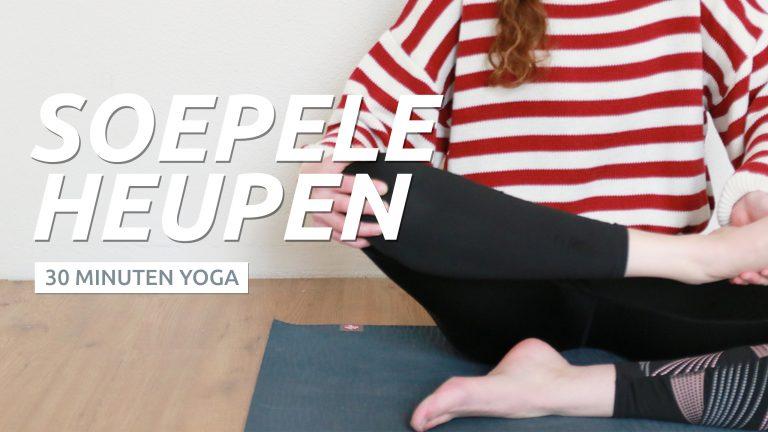 Maak je heupen los met yoga