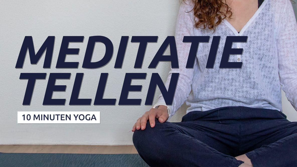 Mediteren met tellen tot tien
