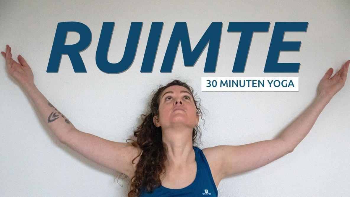 Creeer meer ruimte met yoga
