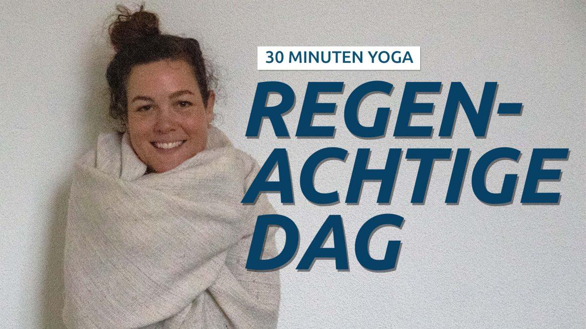 Knusse herfst yoga